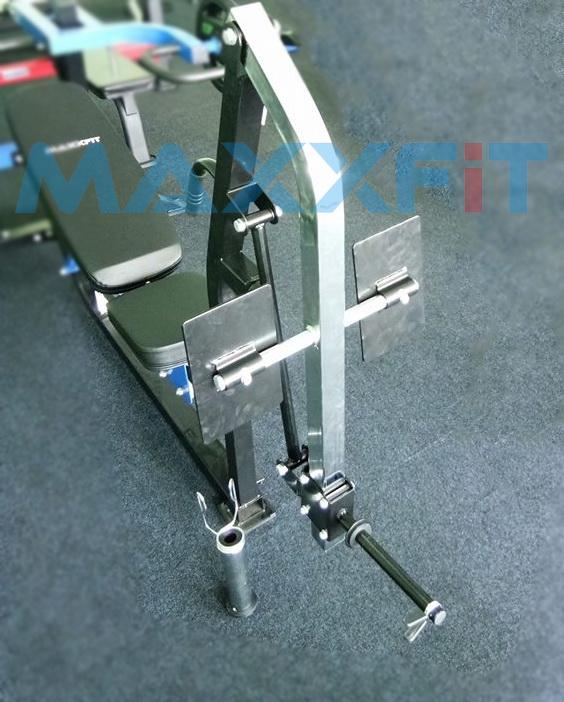 ขาย อุปกรณ์เสริมบริหารขา สำหรับเสริมกับเก้าอี้ยกน้ำหนัก Multi Bench Press MAXXFiT รุ่น MB801