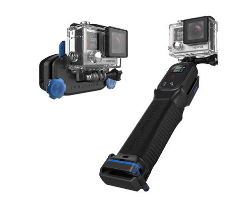 The Combo-ProGrip and Strap Mount set สำหรับกล้อง GoPro Hero4,Hero3+,Hero3