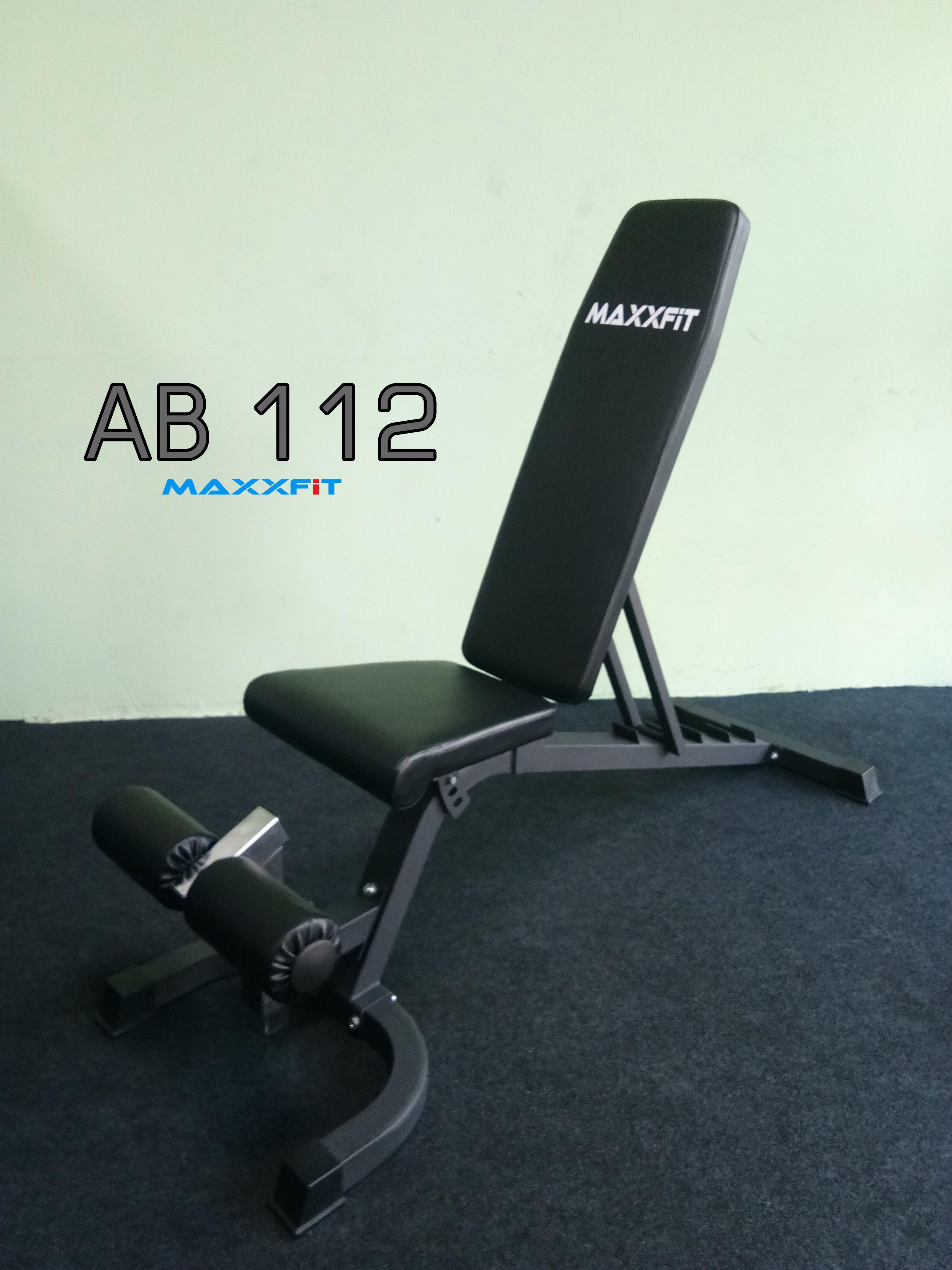 เก้าอี้ดัมเบล MAXXFiT รุ่น AB112