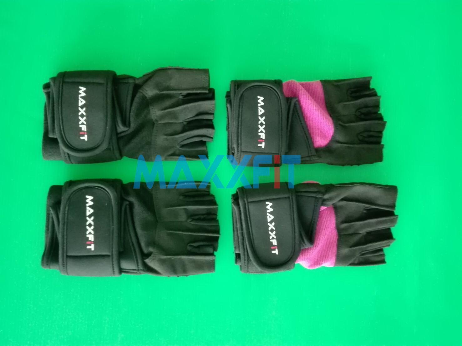 ขาย ถุงมือเล่นกล้าม ยกเวท ถุงมือฟิตเนส หรือ ถุงมือยกน้ำหนัก MAXXFiT Lifting Training Glove