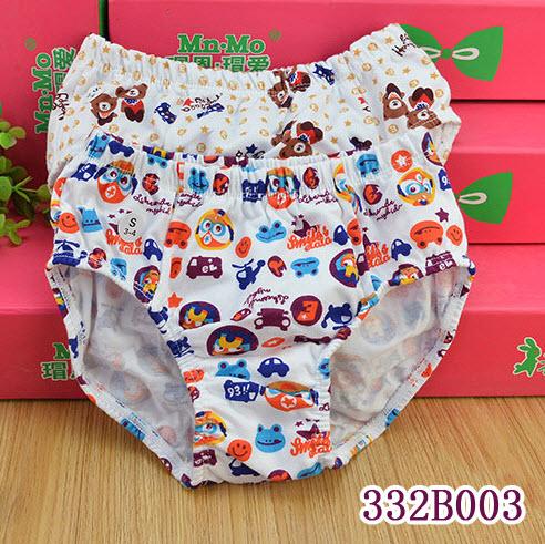 **กางเกงในเด็ก   ตามรูป   XL   8ตัว/แพ๊ค   เฉลี่ย 35/ตัว