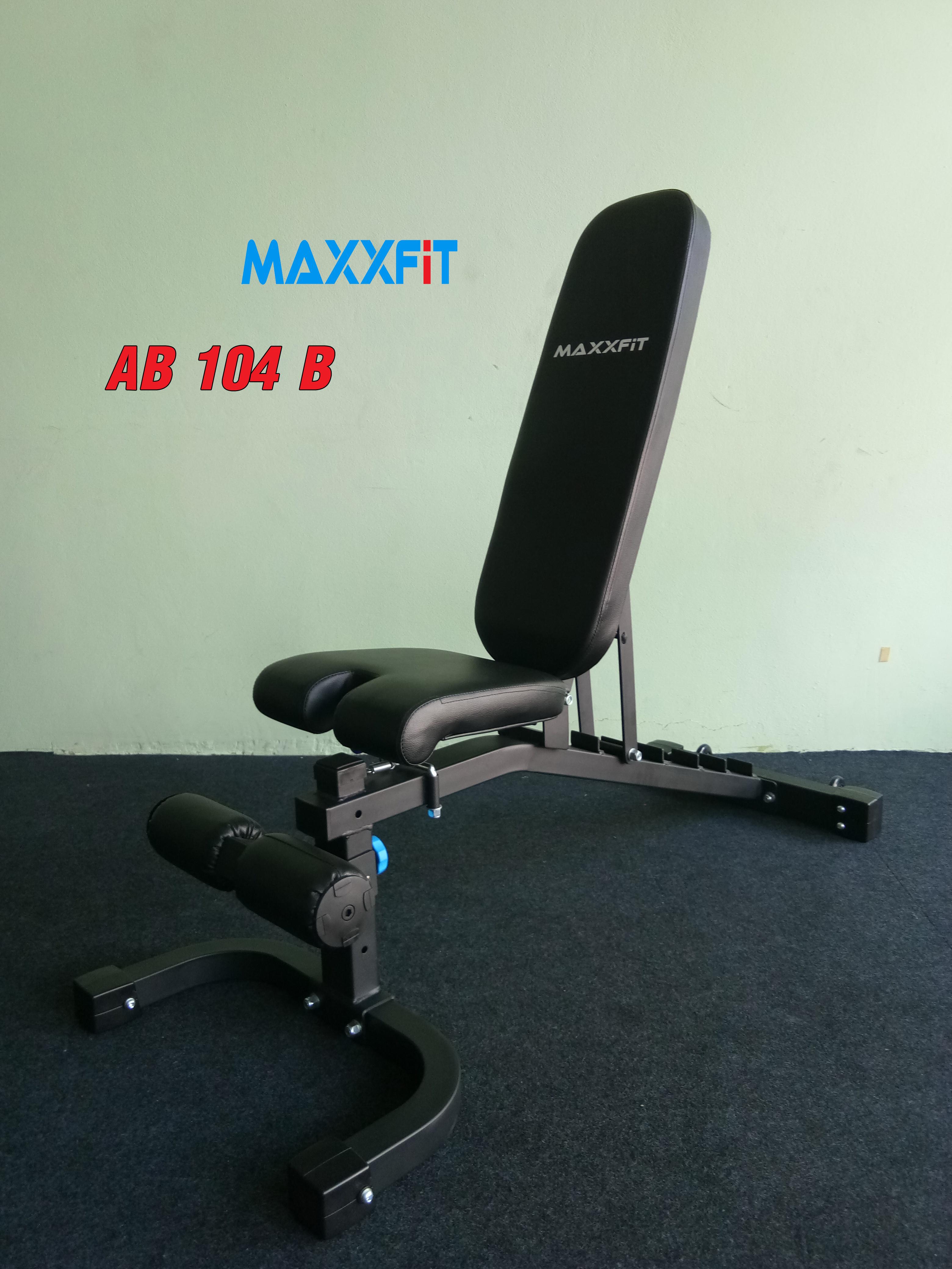 เก้าอี้ยกดัมเบล MAXXFiT รุ่น AB 104 B