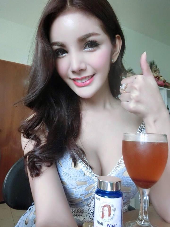 สมุนไพร หอยหวาน ชนิดชงดื่ม (Hoii Waan By Thanya vee)