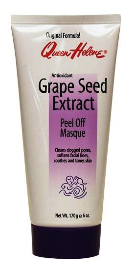 ลด 30 % QUEEN HELENE :: Grape Seed Peel Off Masque มาส์กที่ช่วยให้ผิวคุณอ่อนเยาว์ กำจัดสิ่งตกค้างในรูขุมขน สำหรับทุกสภาพผิว