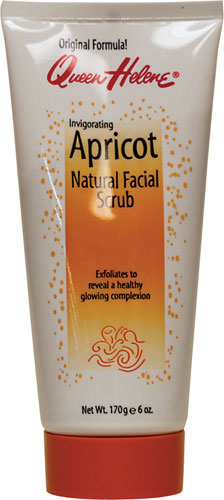 QUEEN HELENE Apricot Natural Facial Scrub