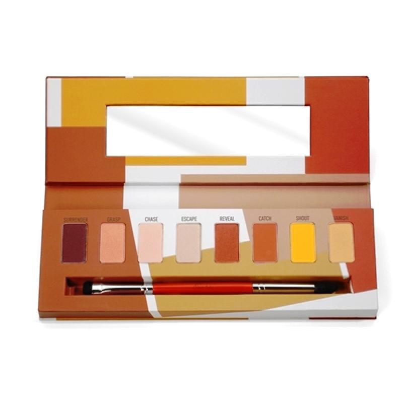 ลด 21 % SIGMA :: Eye Shadow Palette - Dare พาเลทท์โทนอบอุ่น มี 8 เฉดสี พร้อมแปรง 2 ทิศทาง ดูเฉดสีด้านใน
