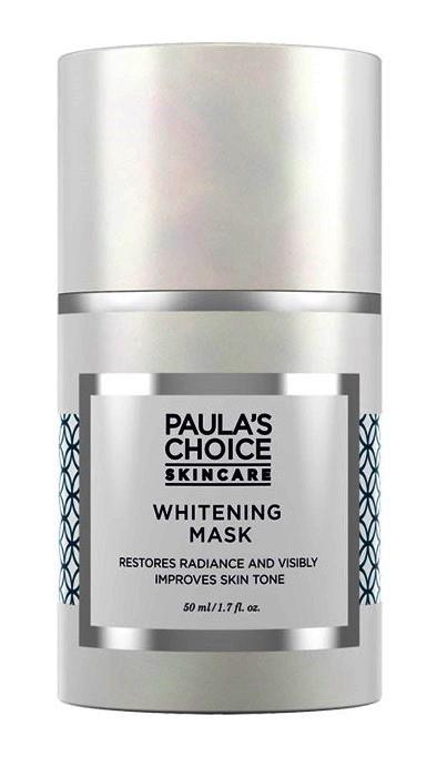 ลด 25 % PAULA'S CHOICE :: Whitening Mask เจลมาส์กหน้าเนื้อนุ่ม เพื่อผิวขาวกระจ่างใส่ ลดเลือนริ้วรอยแห่งวัย ผิวเนียนนุ่มสุขภาพดี สูตรไม่ต้องล้างออก