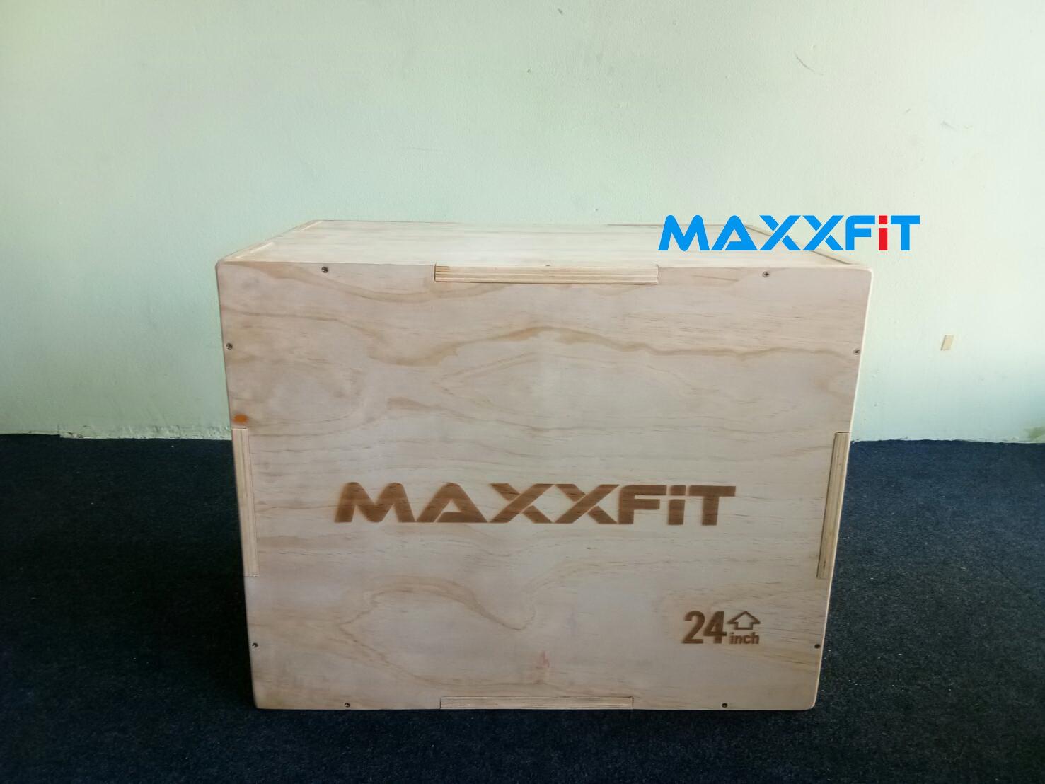 ขาย 3 In 1 Wooden Boxjump Plyometric Box