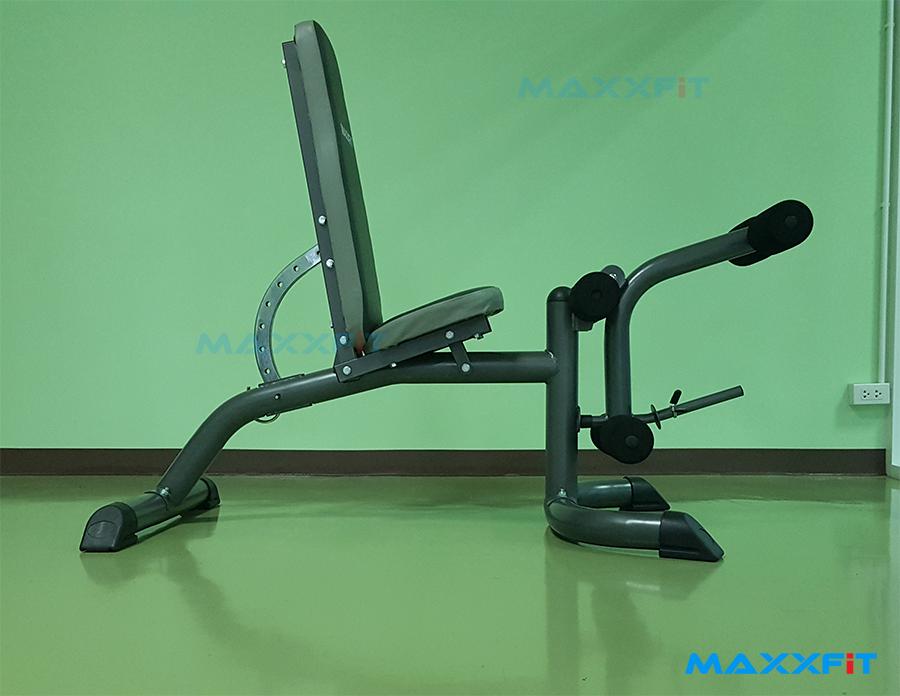 เก้าอี้ยกดัมเบล MAXXFiT รุ่น AB 102