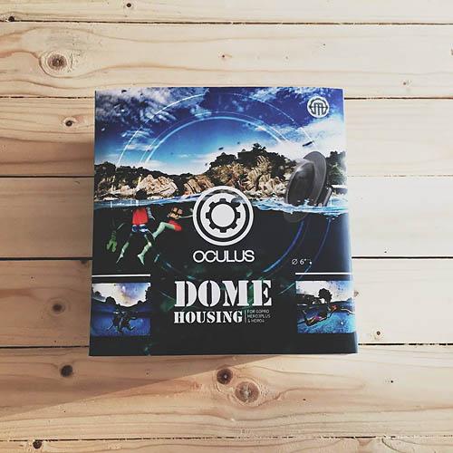 Oculus Dome Housing จาก Mentagram สำหรับกล้อง GoPro Hero3+,Hero4 Silver,Hero4 Black