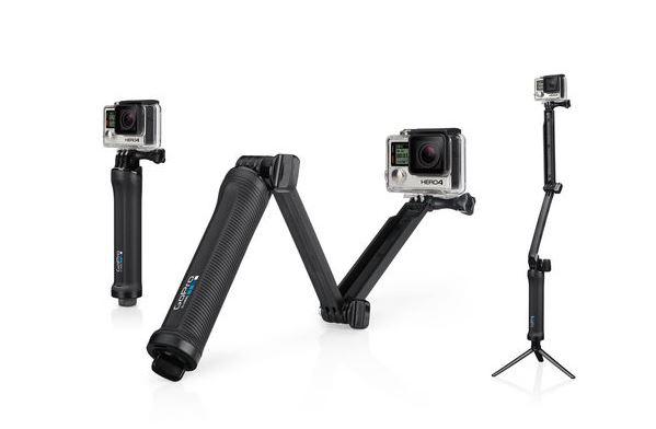 GoPro 3-Way Grip   Arm   Tripod สำหรับกล้อง GoPro ทุกรุ่น