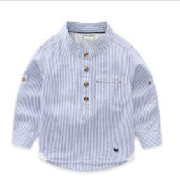 **เสื้อแขนยาวลายยาวสีชมพูขาว size:100-100-120-130-140(5pcs/pack) | 5ตัว/แพ๊ค | เฉลี่ย 200/ตัว
