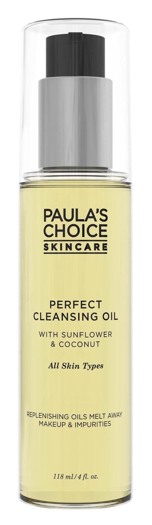 ลด 25 % PAULA'S CHOICE :: Perfect Cleansing Oil ออยล้างเครื่องสำอางสูตรกันน้ำ ด้วยน้ำมันจากธรรมชาติ 5 ชนิด พร้อมบำรุงผิวให้เนียนนุ่ม น่าสัมผัส