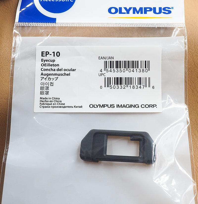 ยางรองตา Eye Cup OLYMPUS EP-10 สำหรับ OM-D EM5 ของแท้