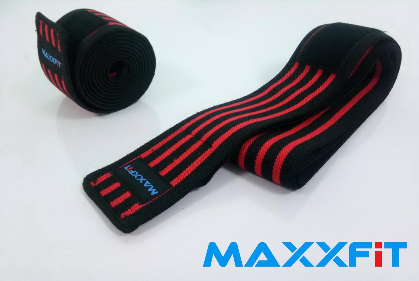 ขาย MAXXFiT Knee Wraps (สายรัดเข่า)