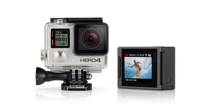 กล้อง GoPro Hero4 Silver Edition