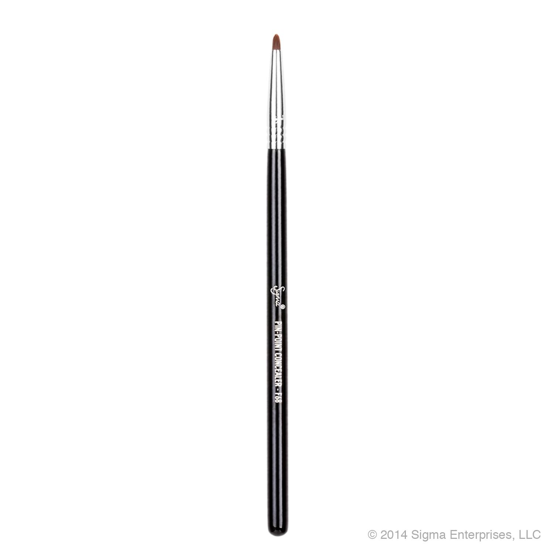 ลด 14 % SIGMA :: F68 - Pin-Point Concealer แปรงขนสังเคราะห์ หัวแปรงเล็ก และแน่น ใช้สำหรับแต้มสีคอนซิลเลอร์ลงบริเวณจุดเล็กๆที่ต้องการปกปิดเป็นพิเศษ