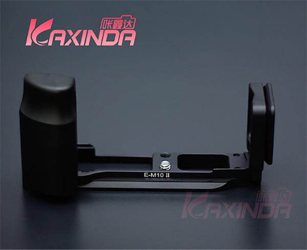 Grip L Plate สำหรับกล้อง OLYMPUS OMD EM10 II