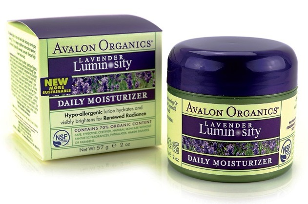 ลด 30 % AVALON ORGANICS :: Lavender Luminosity - Daily Moisturizer ครีมกลางวัน ปรับผิวแห้งเสีย ให้เรียบเนียน นุ่มชุ่มชื่นยิ่งขึ้น