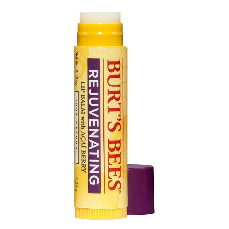Burt's Bees , Rejuvenating Lip Balm with Açaí Berry