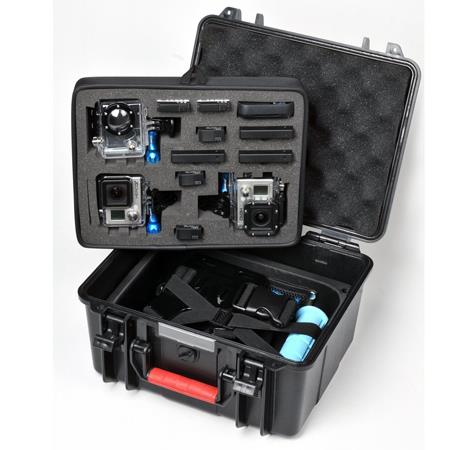 Smatree® SmaCase GA700-3 Floaty & Watertight Gopro Case with ABS materials- Carrying and Travel สำหรับกล้อง GoPro,SJ4000, SJ5000