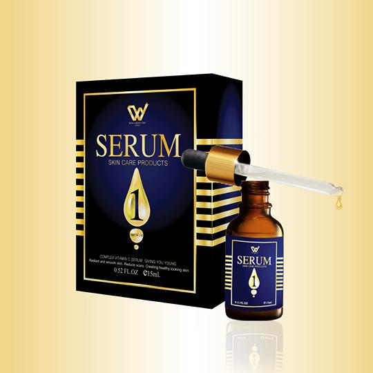 เซรั่มวัน (Serum 1 by Wiwa Skincare Expert)