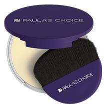 ลด 25 % PAULA'S CHOICE :: Resist Flawless Finish Pressed Powder แป้งเนื้อเนียนละเอียด โทนธรรมชาติ ลดเลือนริ้วรอย อ่อนโยนปราศจากน้ำหอม มาพร้อมแปรงปัดหน้าขนสังเคราะห์ (เลือกสีด้านใน)