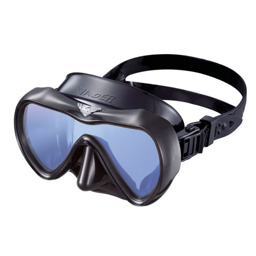 VADER BLACK SILICONE / AMBER UV LENS (MT SERIES)