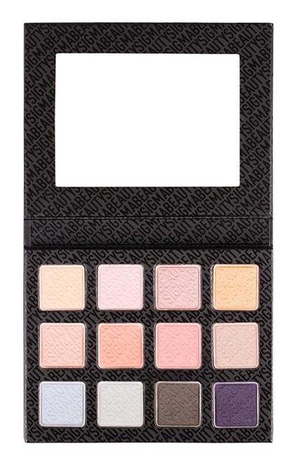 ลด 21 % SIGMA :: Eye Shadow Palette - Fall Softly พาเลทท์ 12 เฉดสี โทนสีเนยชมพู