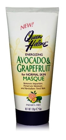 QUEEN HELENE Avocado and Grapefruit Facial Masque