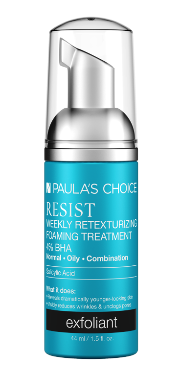 PAULA'S CHOICE RESIST Weekly Retexturizing Foaming Treatment 4% BHA