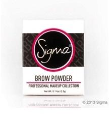 SIGMA Brow Powder Duo - Dark