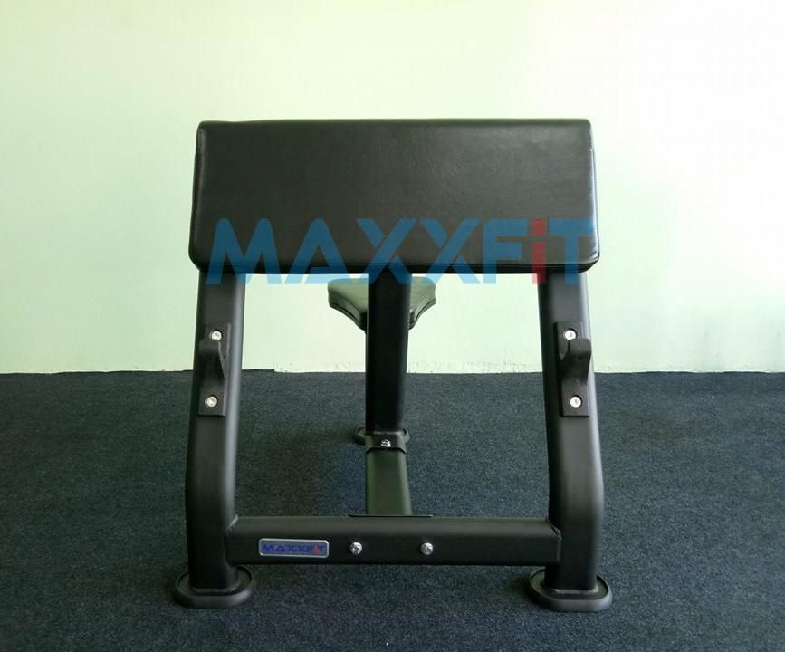 ขาย COMMERCIAL PREACHER CURL BENCH MAXXFiT รุ่น MB 803 เก้าอี้เล่นหน้าแขน เบาะเล่นหน้าแขน