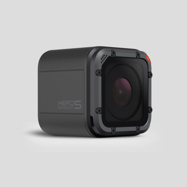 GoPro Hero 5 Session รุ่นใหม่ 4k/30fps กันน้ำลึก 10เมตร
