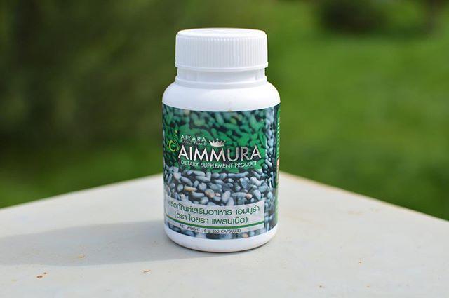 เอมมูร่า ของ ดร.ปรัชญา คงทีวเลิศ (Aimmura Sesamin) สารสกัดงาดำ