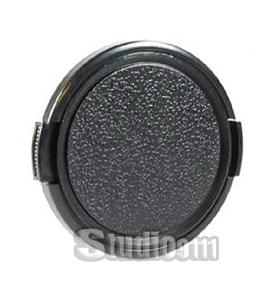 ฝาปิดเลนส์บีบข้าง Side-Pinch Lens Cap 49mm