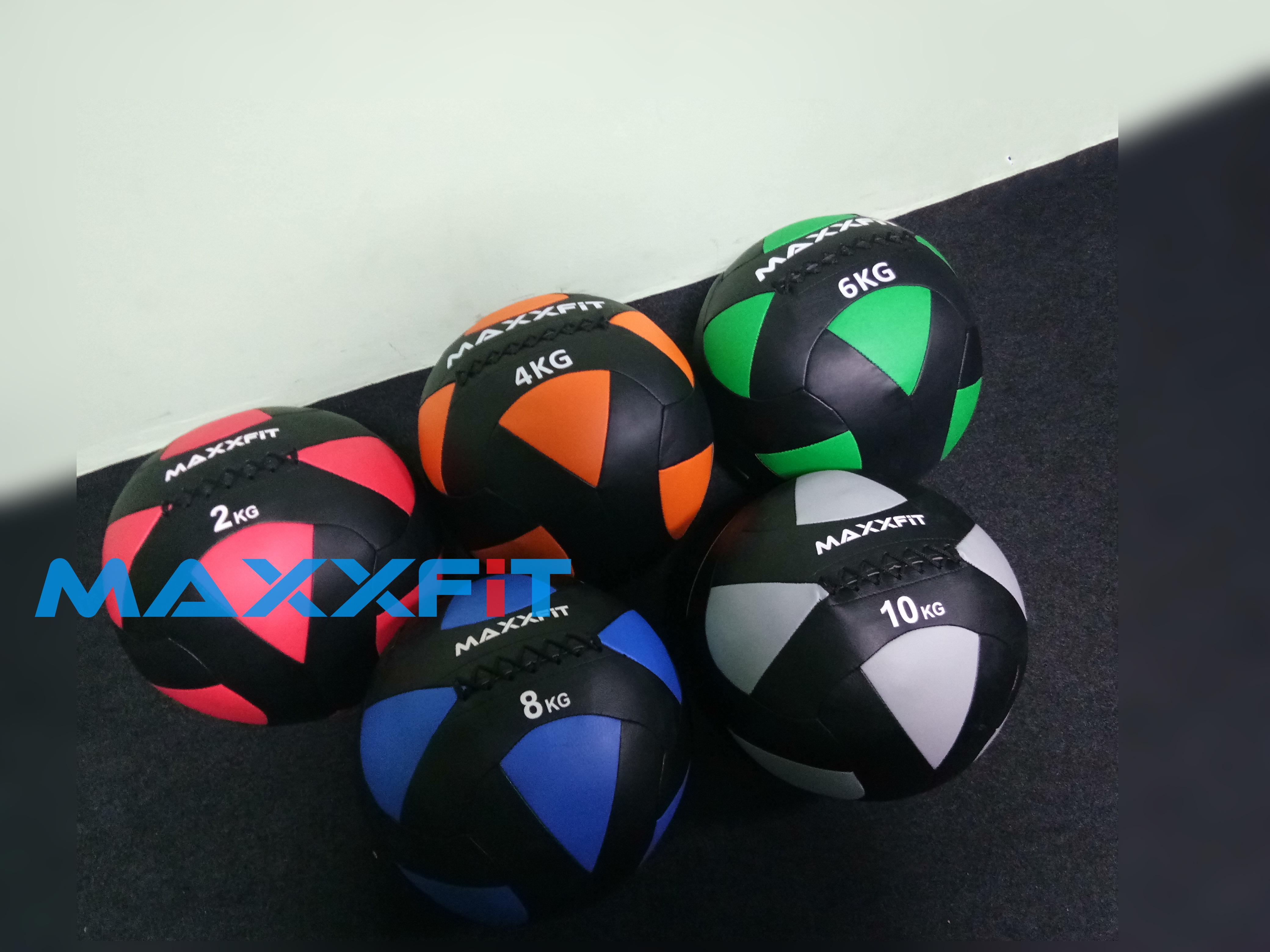 ขาย PU Medicine Ball Wall Ball Soft Medicine Ball
