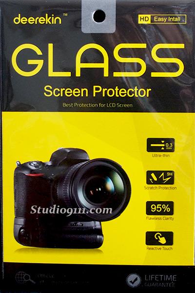 กระจกนิรภัยกันรอยจอ LCD สำหรับ PANASONIC LUMIX G7 GX85 GX80 GX7II FZ300
