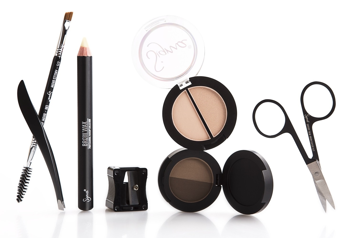 SIGMA Brow Expert Kit - Dark