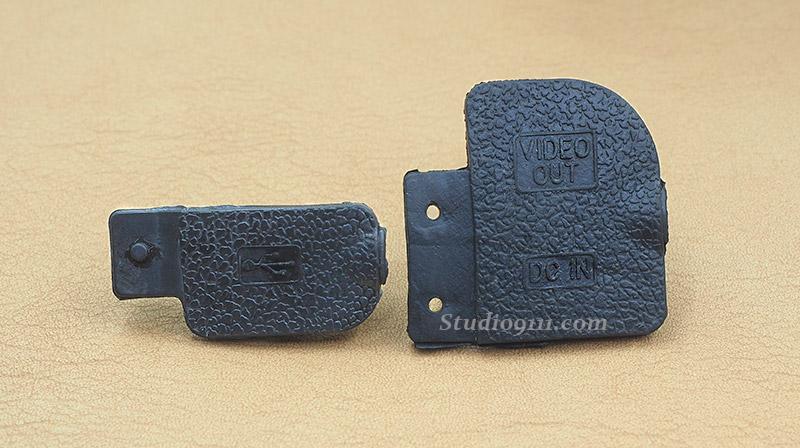 ยางปิดช่อง USB สำหรับกล้อง NIKON D200