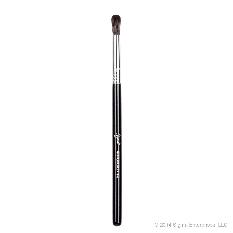 ลด 17 % SIGMA :: F63 - Airbrush Blender แปรงขนสังเคราะห์ หัวแปรงกลม ขนแปรงยาว และแน่น ใช้สำหรับเบลนและกระจายสีคอนซิลเลอร์
