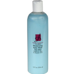 ALPHA HYDROX Moisturizing Body Wash Sea Mist Fragrance