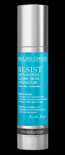 PAULA'S CHOICE RESIST Anti-Aging Clear Skin Hydrator