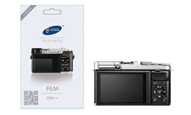 ฟิล์มกันรอยจอ LCD สำหรับ FUJI X70
