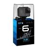 เช่า : กล้อง GoPro Hero 6 Black รุ่นใหม่ 4K/60FPS กันน้ำลึก 10 เมตร