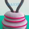 ขาย Kettlebell แบบผ้า 10 KG. Soft Adjustable สามารถปรับเปลี่ยนน้ำหนักได้