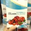 สปริงคอลลาเจน ออลอินวัน spring collagen all in one บรรจุ 10 ซอง