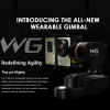 Feiyu Tech WG Wearable Gimbal Stabilizer สำหรับกล้อง GoPro Hero3+, Hero4 Silver, Black, SJCAM,SJ4000, SJ5000, xiaomi yi camera