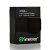 Smatree AHDBT-302 Smatree High Capacity Li-Polymer Battery สำรอง (1290mAh) สำหรับกล้อง GoPro Hero3,3+
