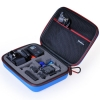 Smatree® SmaCase G160 สำหรับกล้อง Gopro® HD Hero4, 3+, 3, 2, 1, SJ4000,SJ5000 Blue